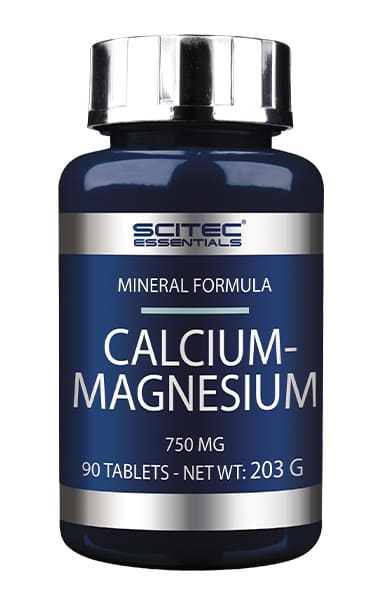 Calcio Magnesio 100 cápsulas