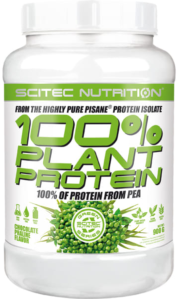 100% Protein Plant 900 grs.