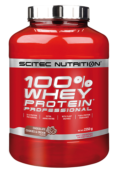 100% Whey Protein Professional 2.350 grs. Chocolate Cookies & Cream