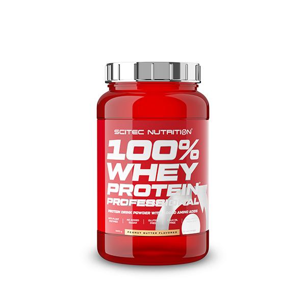 100% Whey Protein Professional 2 lb Mantequilla de Maní