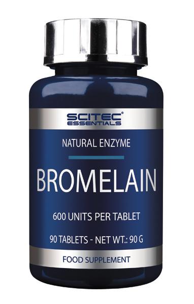 Bromelaína 90 Tabletas