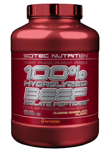 Hydro Beef Isolate 1.800 grs