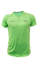 Polera Under Armour verde M