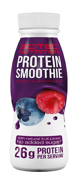 Protein Smoothie Frambuesa-Arándano (Pack 8 unidades)