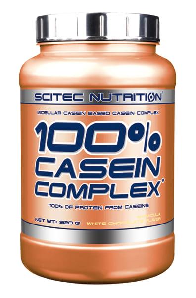 100% Casein Complex 2 lb. Maracuyá Chocolate Blanco