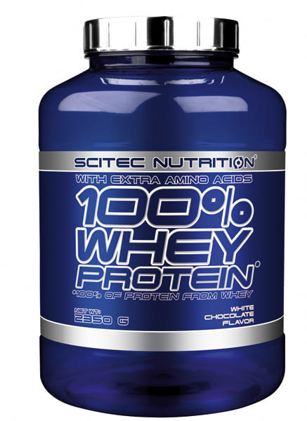 100% Whey Protein 2.350 grs