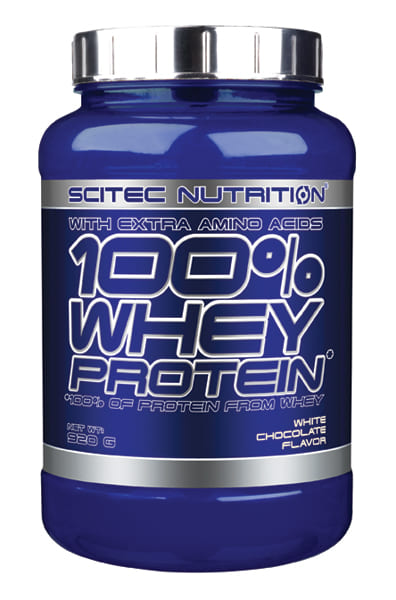 100% Whey Protein 2 lb Chocolate Blanco