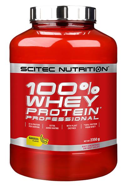100% Whey Protein Professional 2.350 grs. Plátano