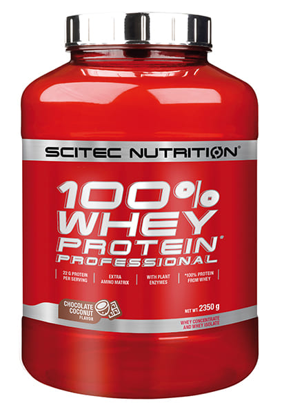 100% Whey Protein Professional 2.350 grs. Chocolate Coco