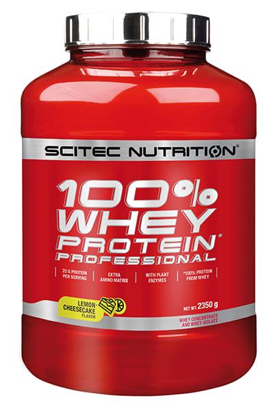 100% Whey Protein Professional 2.350 grs. Pie de Limón