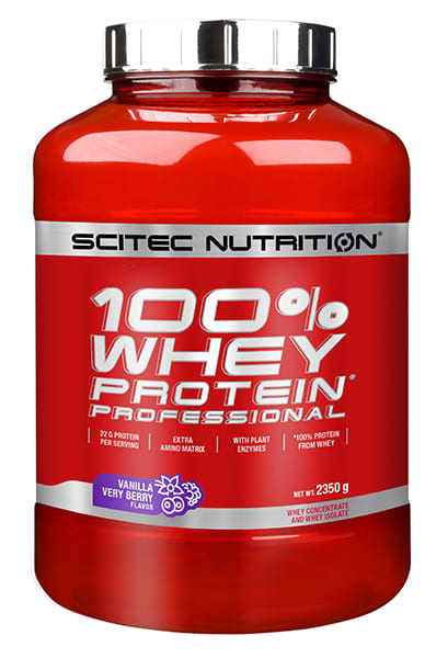 100% Whey Protein Professional 2.350 grs