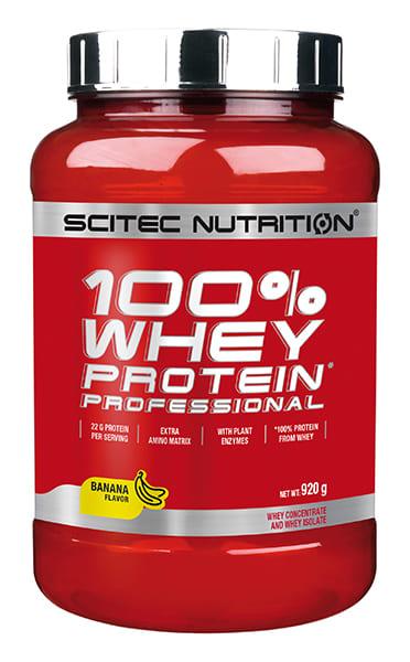 100% Whey Protein Professional 2 lb Plátano