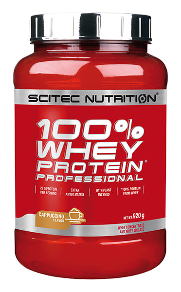 100% Whey Protein Professional 920 grs