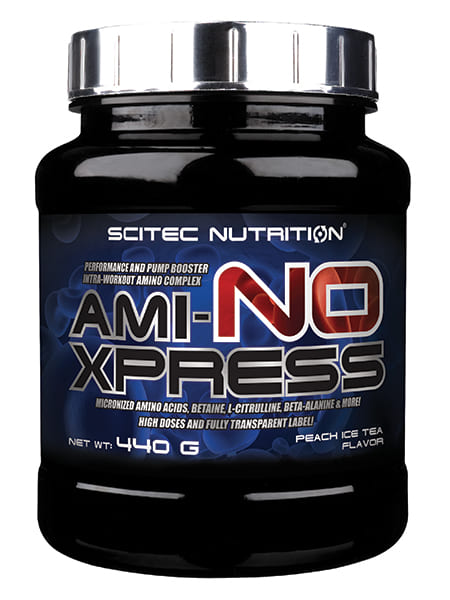 Amino X-press 440 gr Iced tea