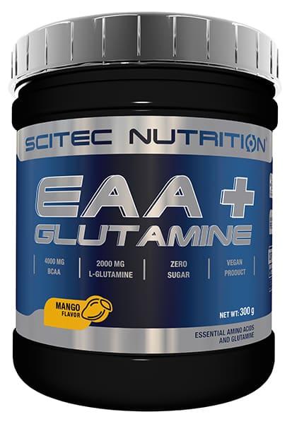 EAA+Glutamina 300 grs. Mango
