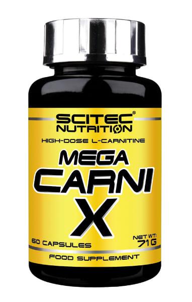 Mega Carni (1.000 mg.) 60 cápsulas