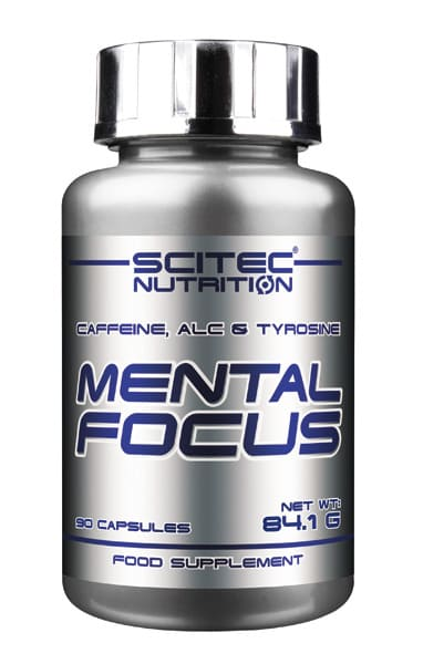 Mental Focus 90 caps.