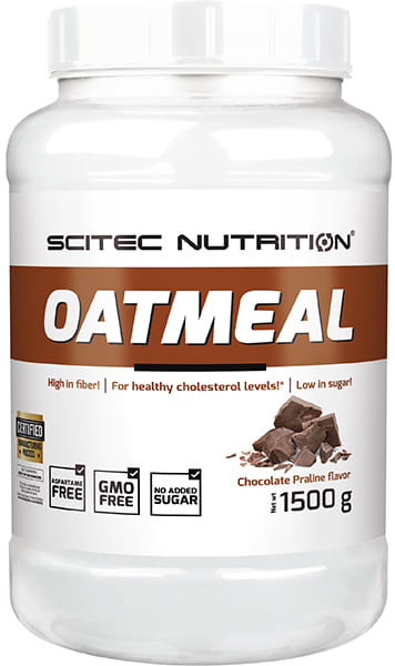 Oatmeal 1500 gr Chocolate Praline