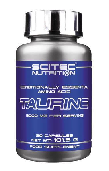 Taurina (1.000 mg.) 90 cápsulas