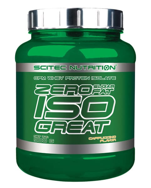 Zero Fat Iso Great 900 grs